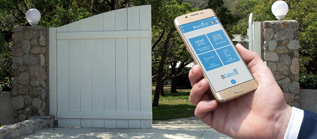 Cómo abrir una puerta automática sin control remoto