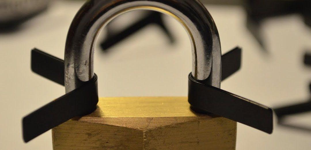 Cómo abrir, desbloquear y restablecer los distintos tipos de cerraduras