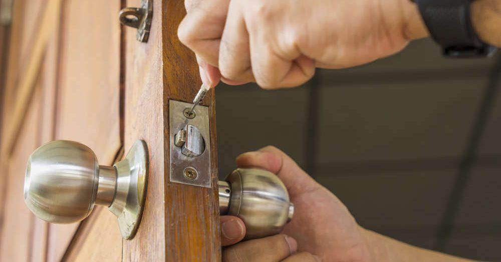 Cerradura rota: cuando dividir los costos si se alquila la casa
