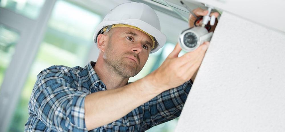 Cómo instalar una cámara de vigilancia